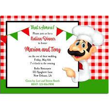 Unique Italian Party Invitation Templates Free And Party Invitation