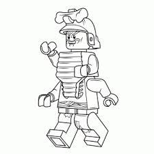 Stoere Lego Ninjago Kleurplaten Leuk Voor Kids Lego Ninjago