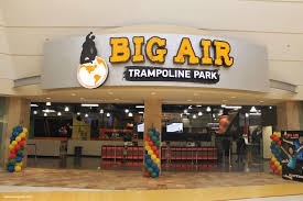 Being Mvp Big Air Trampoline Park Birthday Party Celebration