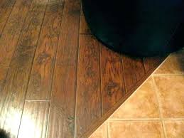 Wood To Tile Transition Strip Laminate Floor Flooring Strips