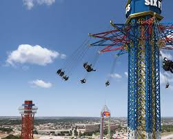 Star Flyer Family Amusement Ride From Funtime