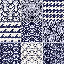 Japanese Wave Pattern Delectable Japanese Seamless Ocean Wave Pattern Stock Vector © Pauljune 48