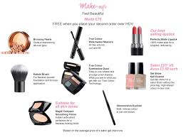 avon pack two