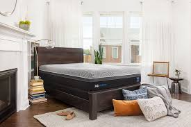 king mattress set. Picture Of Sealy Copper II Adjustable Head-King Mattress Set King