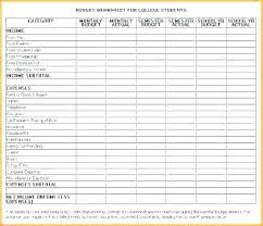 Church Budget Template Excel School Budget Template Excel