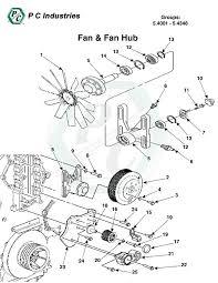 fan fan hub series 60 detroit diesel engines catalog page 236 5 4001 5 4348 fan fan hub jpg diagram
