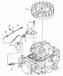 Ohv engine diagram snapper wo1 180v 6 5 hp 4 cycle ohv robin engine