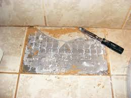 how to remove wall tile