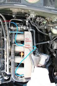diy how to replace 1 8t awm vacuum hoses