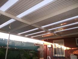 Verandah Lighting Flat Outback Verandah With Roof Lights Lighting E