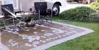 rv patio rugs with reversible patio mat indoor outdoor x deck rug washable rv carpet camping dcdffbbedacce