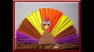 Thanksgiving Craft For Kids Easy Diy Thanksgiving Kids Crafts Ideas Youtube
