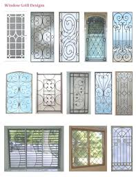 Grill Design For Window 2017 Modern Grill Design 19 Nice Pictures Main Door Catalogue