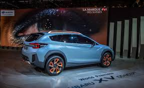 2018 subaru crosstrek. interesting crosstrek 2018 subaru crosstrek xv rear left side intended subaru crosstrek