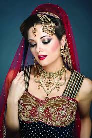 best makeup ideas for the indian brides 17