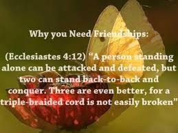 Bible Verses About Friendship YouTube Amazing Bible Verse For A Freind