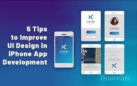 App Developer And Designer 7 Tips To Improve Ui Design In Iphone App Development
