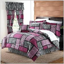 pink zebra bedding set bedroom sets the great find zebra print bedding set home bath comforters