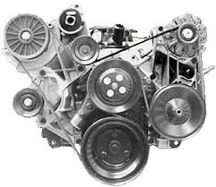 can i start the engine out the serpentine belt third stock routing