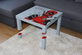 Build Your Own Deadpool Table