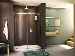 showers bath shower enclosures square bathtub design beside door glass cream ceramic bathroom sliding screens