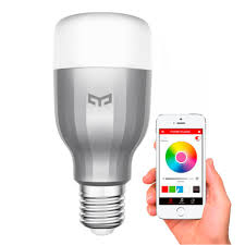 <b>Лампа</b> светодиодная <b>Xiaomi Yeelight</b> Colorful <b>Smart</b> Bulb E27 ...