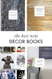 The Best New Home Decor Books - Cotton & Flax