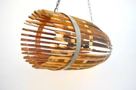 similar posts wine barrel stave chandelier