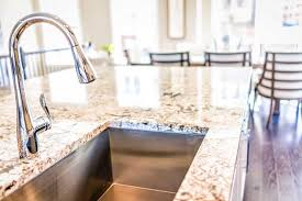 undermount sink in kitchen island