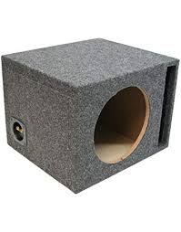 Subwoofer Boxes & Enclosures | Amazon.com