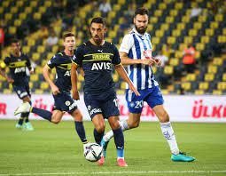 UEFA Avrupa Ligi: Fenerbahçe: 0 - Helsinki: 0 (İlk yarı) | H