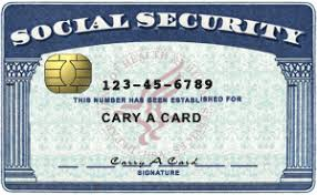 Biometric Cards - Social Security Democrats Secureidnews In Believe