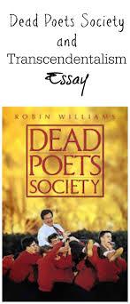 example of dead poet society essay dead poet society essay