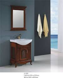 Curved Bathroom Vanity Cabinet Bathroom 2017 Modern Retro Style Beige Bathroom Dark Brown Wall
