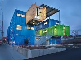 container office building. Container Office Building Urban Space Management
