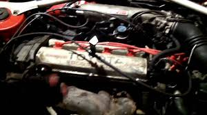 1989 Toyota Celica - First start after engine swap - 01/01/2012 ...