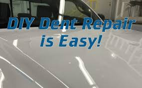dent repair is easy except it s not