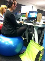 swiss ball desk chair full image for office home design on exercise reviews