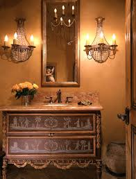 superb italian chandeliers mode san francisco traditional powder room image ideas with antique furniture classic design faux how to decorate italian style