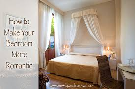 How To Make Your Bedroom More Romantic And Sexy
