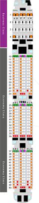 Qatar Airways Boeing 777 300er Seat Map