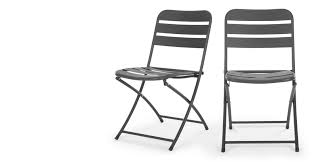 outdoor folding dining chairs.  Outdoor MADE Essentials In Outdoor Folding Dining Chairs A