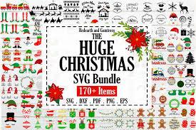 Download icon font or svg. The Huge Christmas And Winter Bundle Sale Svg Digitanza
