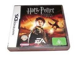 Bleiben sie informiert über harry potter nintendo 3ds. Harry Potter Y El Caliz De Fuego Nintendo Ds 2ds 3ds Juego Completo Ebay