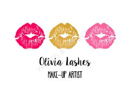 makeup logo design 1 wondrous ideas custom designer premade