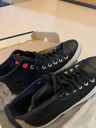 converse leather high tops men s fashion footwear sneakers on carou