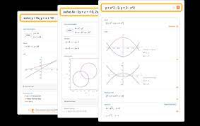 systems of equations solver wolfram alpha