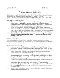 write good graduate school essays 10 tips for writing a grad school personal statement campus life