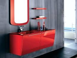 red glass bathroom accessories. Red Glass Bathroom Accessories