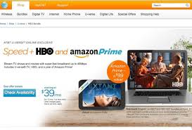 att rolls out new 39 per month u verse bundle with amazon prime hbo basic cable and internet